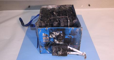 2013年に起きたボーイング787型機のバッテリー出火問題は設計に欠陥、最終報告書を公表!