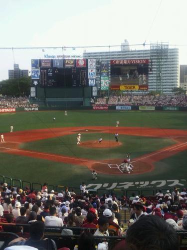 s-野球上