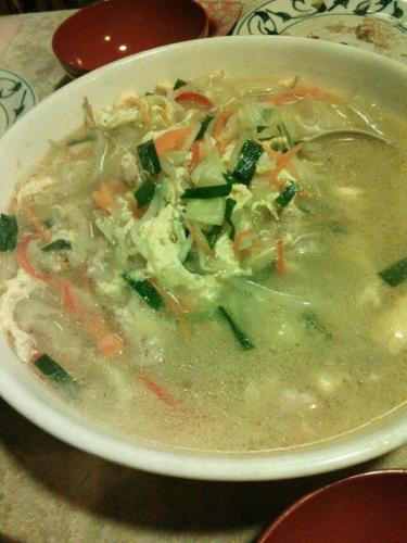 丸福野菜スープ