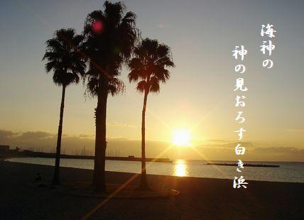 ひょうご須磨海岸2海神の