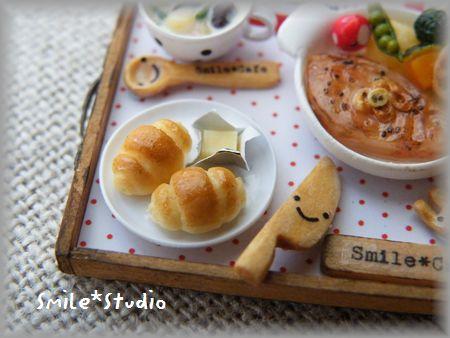 ポークソテーの色彩り野菜添えセット4