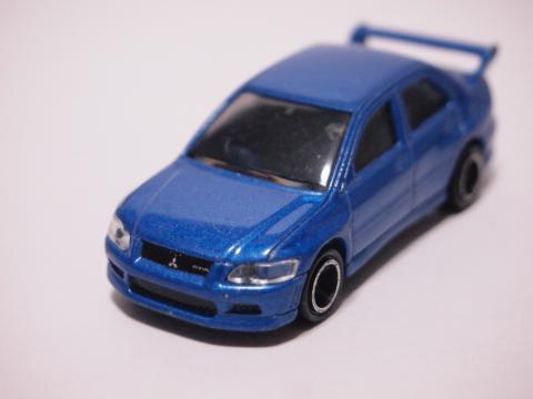 トミカ ランサーエボリューションⅦ GT-A