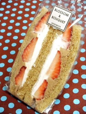 『B&Bサンドイッチ』のショコラいちご
