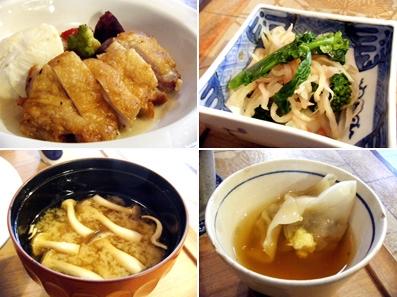 『Re-gendo(りげんどう)』の鶏肉のソテー カリフラワーソース