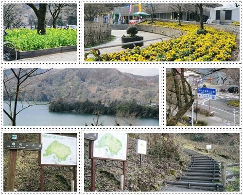 津久井湖花の苑地