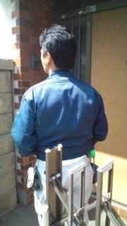 みらい住建 リフォーム 源さんの後ろ姿 3号