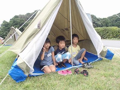 H25915キャンプカヌー体験24