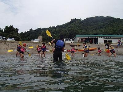 H25915キャンプカヌー体験12