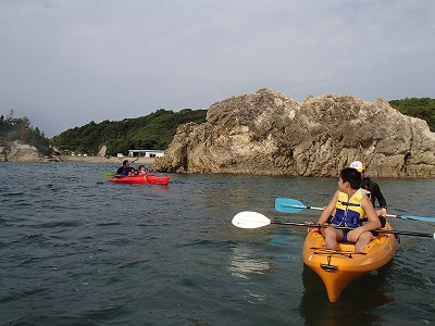 H25915キャンプカヌー体験28