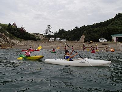 H25915キャンプカヌー体験25