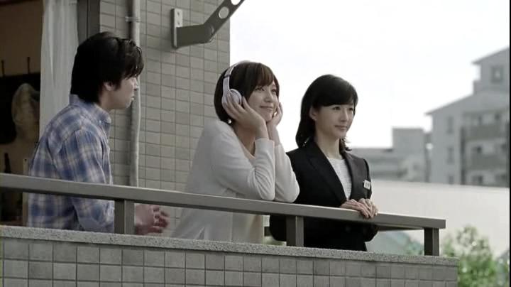 2代目【GTO】神崎麗美(本田翼)ピタットハウスCM(ベランダ、賃貸篇)に登場!1