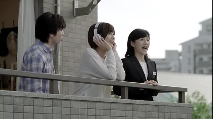2代目【GTO】神崎麗美(本田翼)ピタットハウスCM(ベランダ、賃貸篇)に登場!水野氏登場