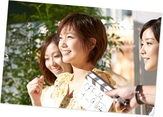 2代目【GTO】神崎麗美(本田翼)ビオレCMに登場メイキング6