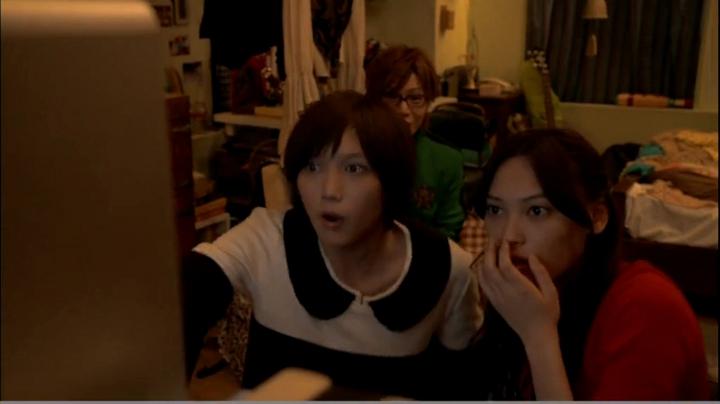 2代目【GTO】神崎麗美(本田翼)【ヴァンパイア】に登場!テレビに驚く神崎達