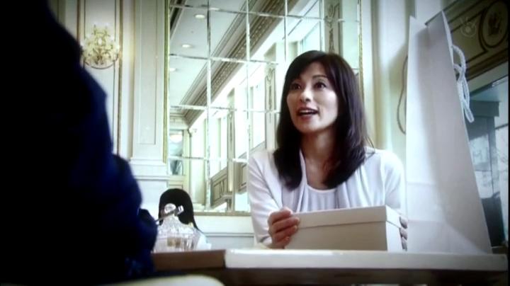 フリーアナ中田有紀【ガリレオ】に登場!回想で誕生日のプレゼントを渡す(?)妙子
