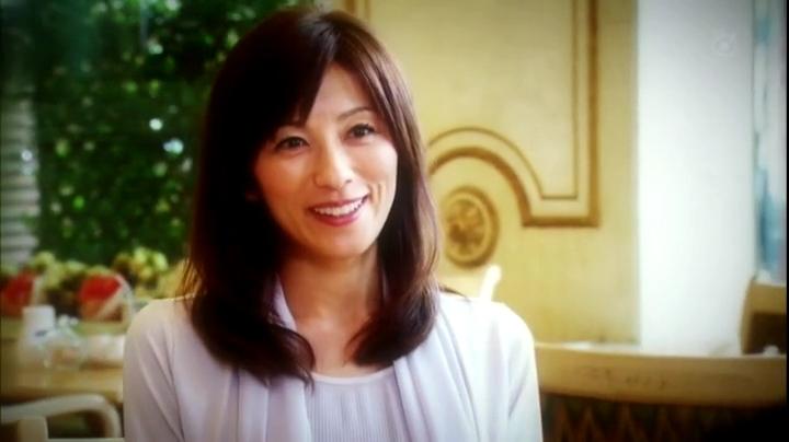 フリーアナ中田有紀【ガリレオ】に登場!回想で浮気相手(?)と話す妙子