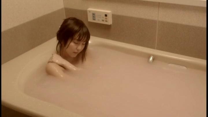【みんな!エスパーだよ!】真野恵里菜の入浴、入浴中の紗英