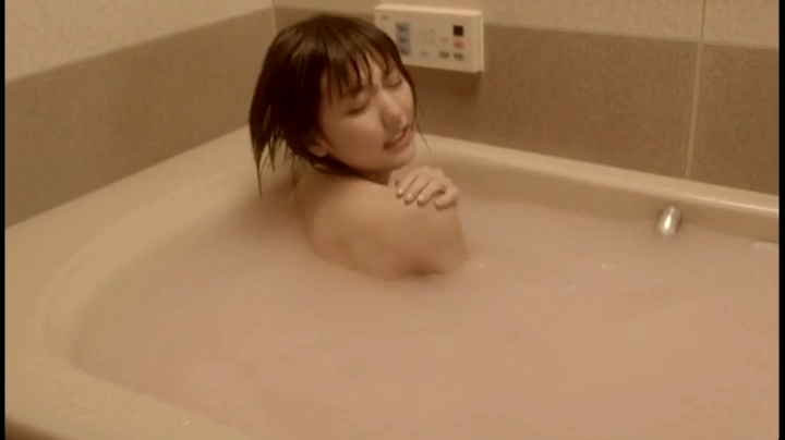 【みんな!エスパーだよ!】真野恵里菜の入浴、入浴中に悶える紗英3