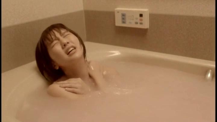 【みんな!エスパーだよ!】真野恵里菜の入浴、入浴中に悶える紗英4