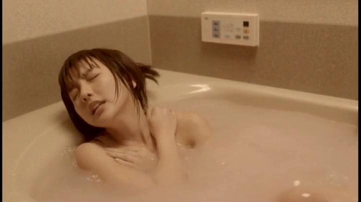 【みんな!エスパーだよ!】真野恵里菜の入浴、入浴中に悶える紗英5