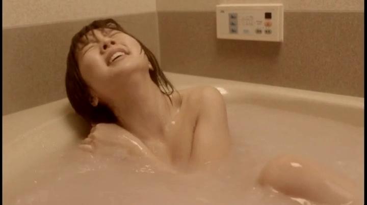 【みんな!エスパーだよ!】真野恵里菜の入浴、入浴中に悶える紗英7
