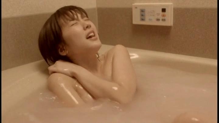 【みんな!エスパーだよ!】真野恵里菜の入浴、入浴中に悶える紗英8