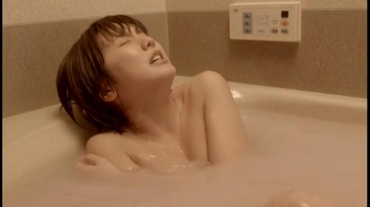 【みんな!エスパーだよ!】真野恵里菜の入浴、入浴中に悶える紗英12
