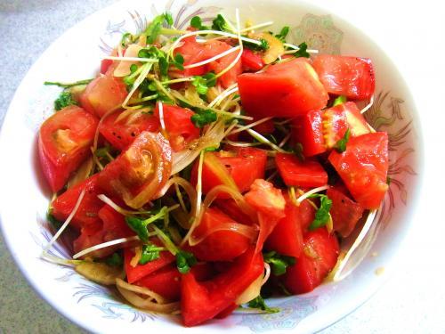 130915-231トマトと玉ねぎのサラダ(S)