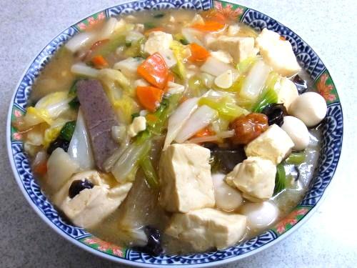 131019-221豆腐と野菜のうま煮(S)