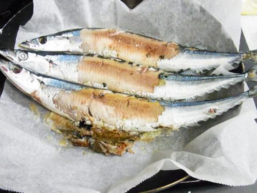 131026-211秋刀魚の塩焼き(S)