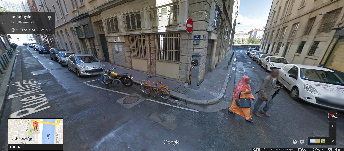 Rue Royale - Google マップ 2014-11-25 12-45-09