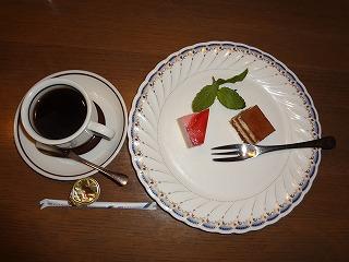 ミニ ケーキ セット