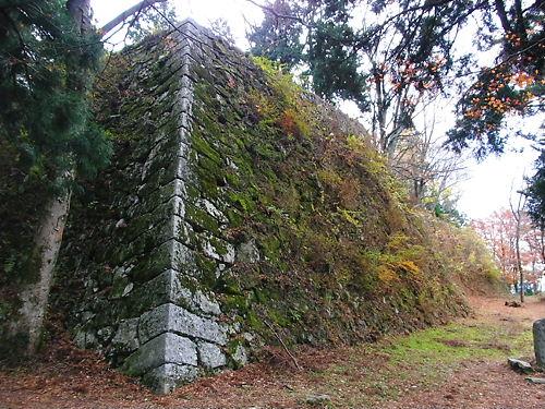 高取城高石垣