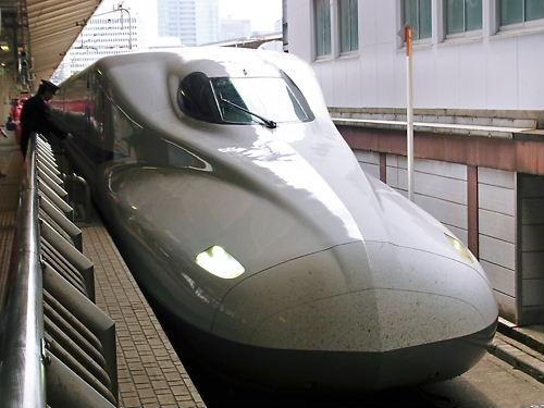 のぞみ@東京駅