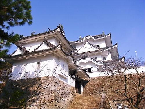上野城天守 (2)