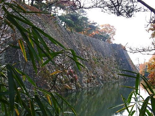 伊賀上野城高石垣 (7)