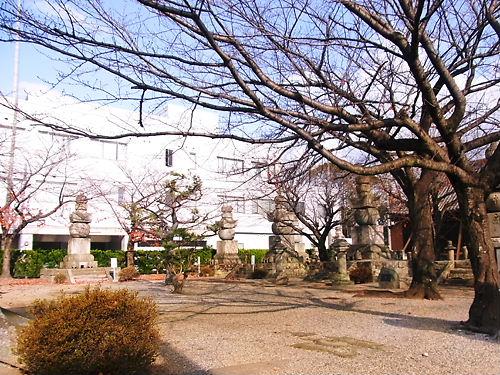 藤堂家墓地 (2)