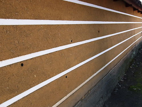 長命寺築地塀