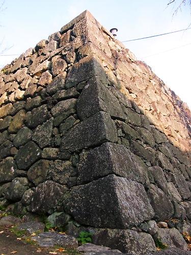 松阪城石垣