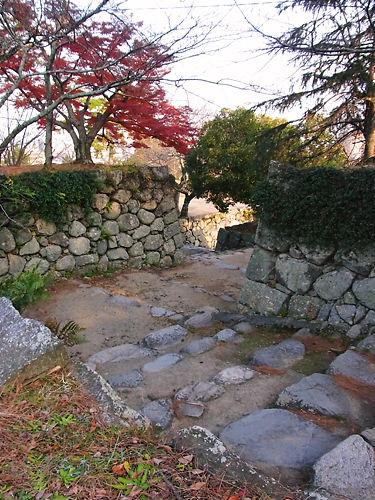 松阪城クランク