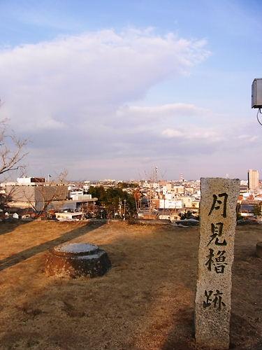 松阪月見櫓跡