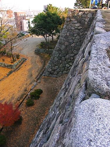 松阪高石垣