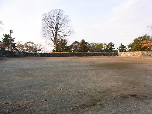 松阪城本丸