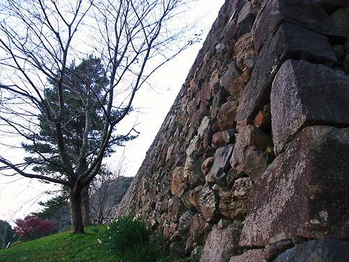 田丸城石垣 (2)