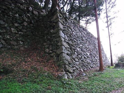 田丸城石垣