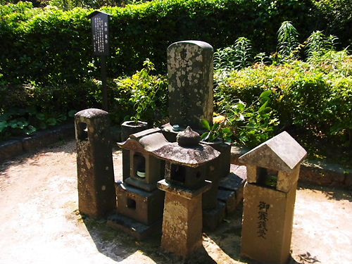 高杉晋作の墓