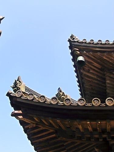東光寺鬼瓦