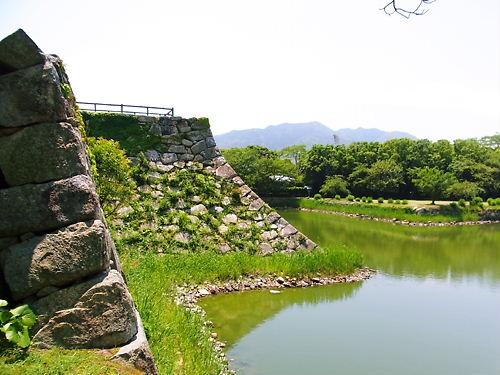 萩城天守台 (2)