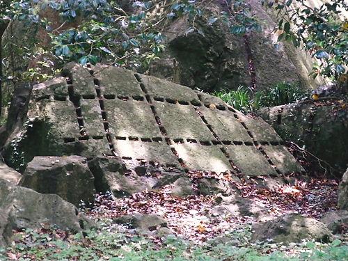 詰丸残念石