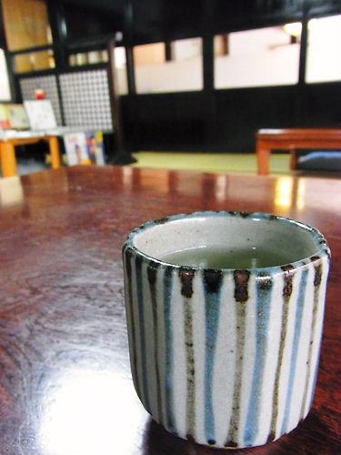 福嶋屋のお茶